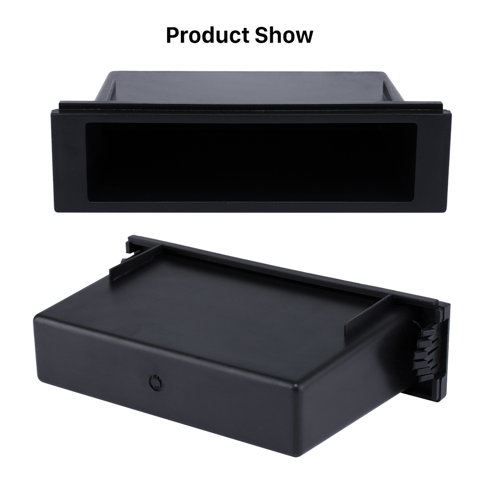 Product Show Hot Outside decorating Multi-purpose Storage Content Shelf Free Box sides with hooks