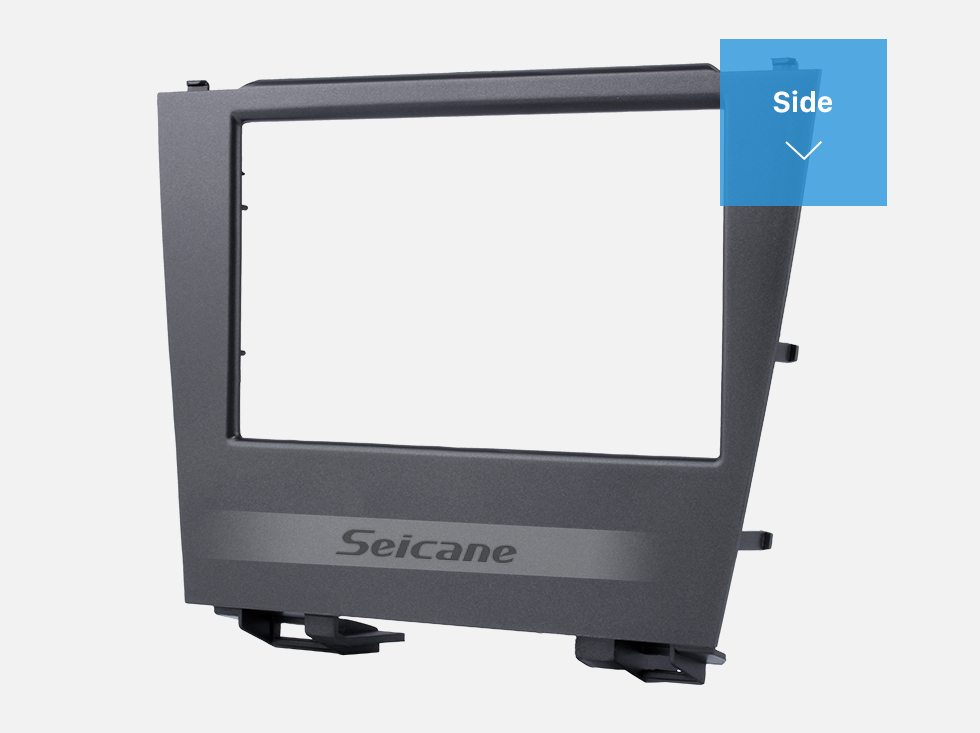 Seicane Profesional 2Din 2008 Lexus ES350 Car Radio Fascia DVD Player Stereo Plate Frame Panel Dash Trim Kits