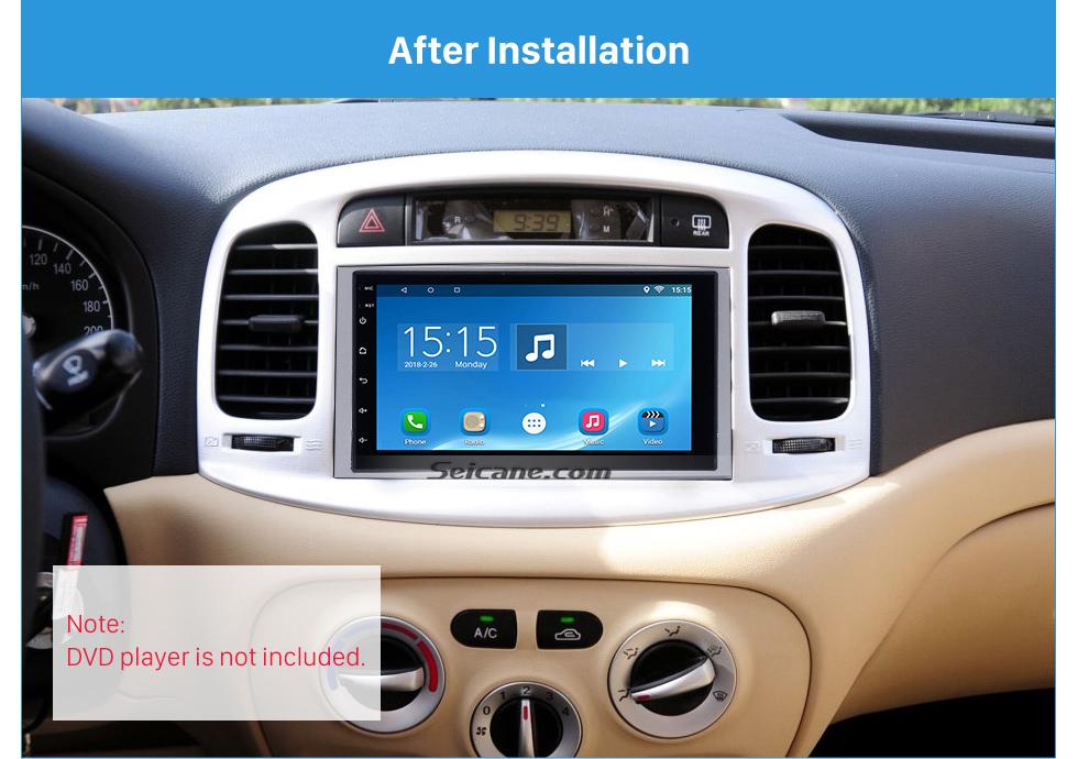 Seicane 2 Din 178*102mm Silver Universal Car Radio Fascia for HONDA FIT Jazz automobile DVD panel Trim Install Frame Stereo Interface