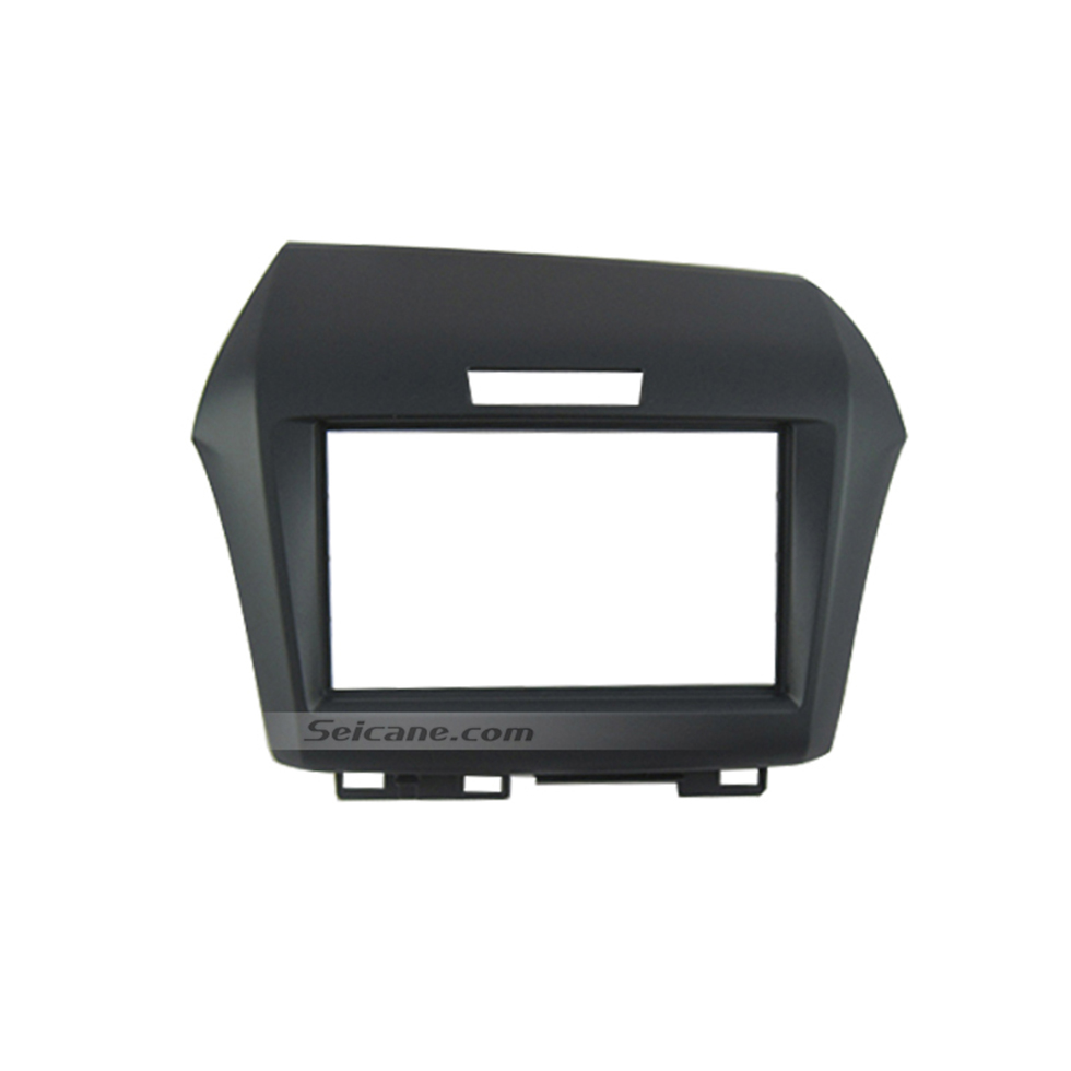 Seicane Superior Double Din 2013 Honda Jade Car Radio Fascia Installation Trim Dash Kit Auto Stereo Interface