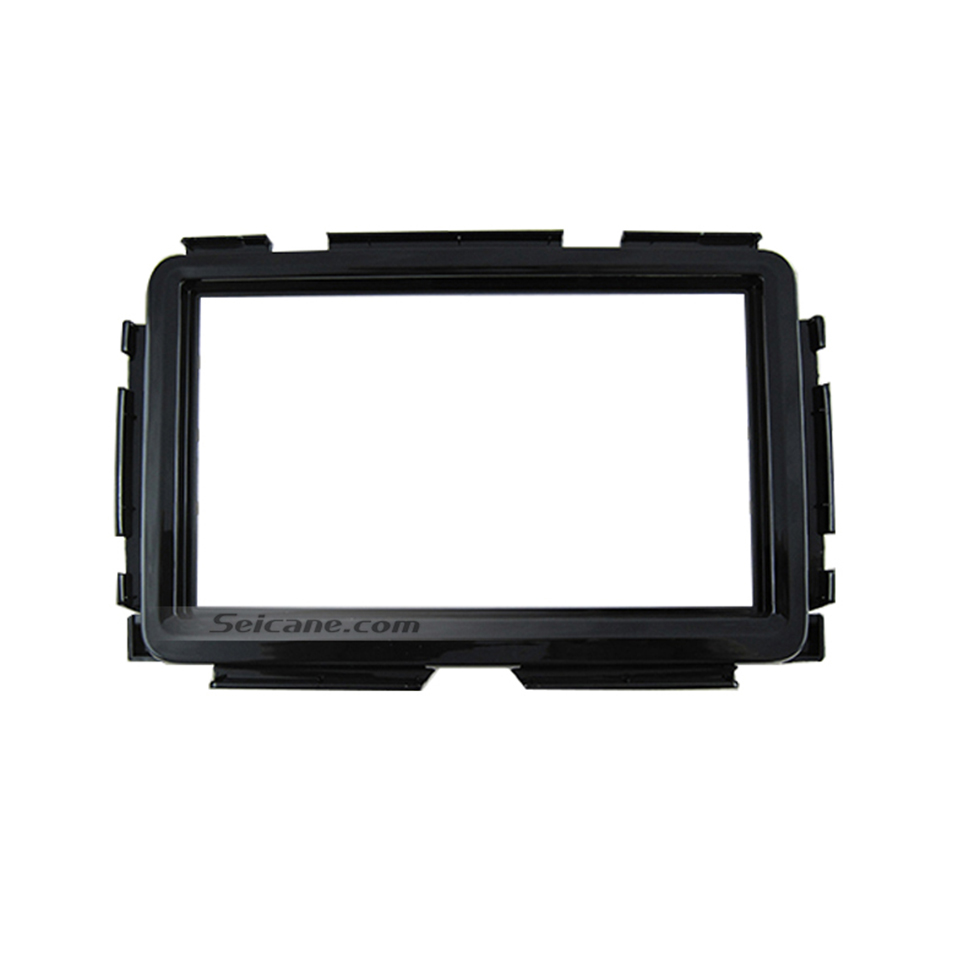 Seicane Exquisite Double Din 2014 HONDA VEZEL HR-V XR-V Car Radio Fascia Trim Installation Dash Mount DVD Stereo Player