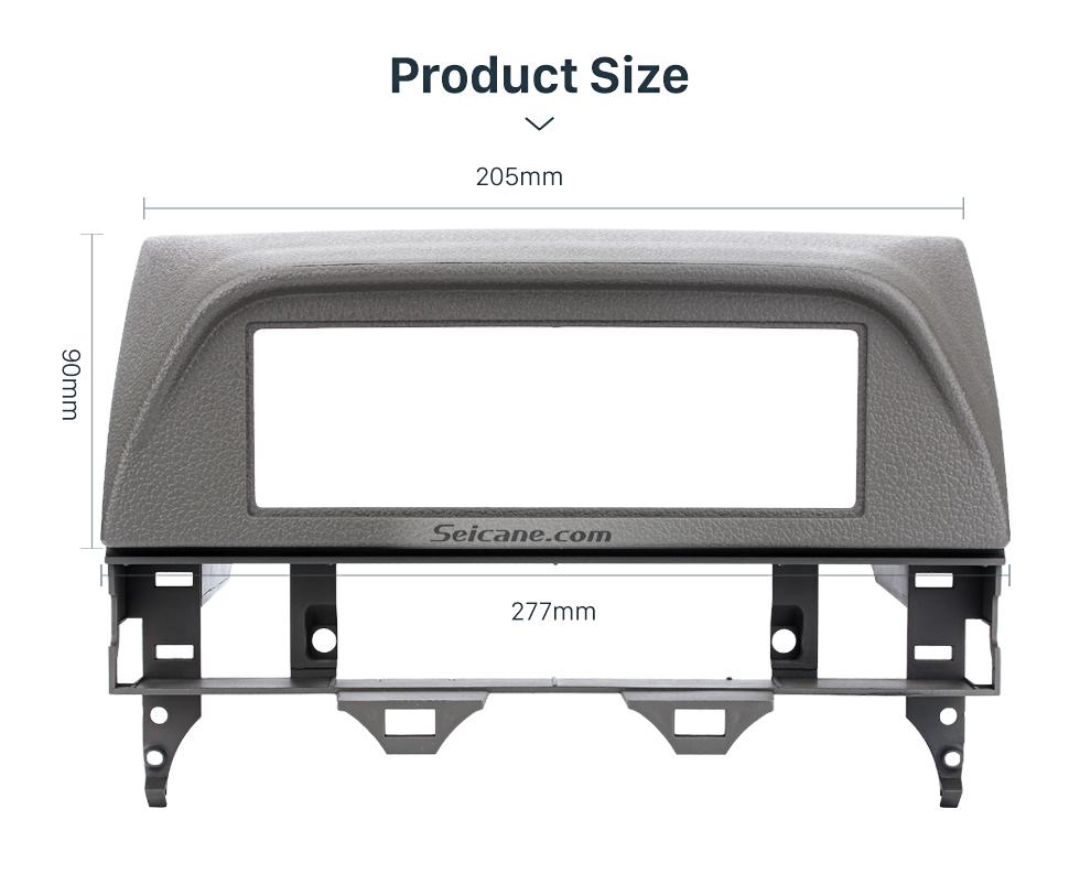 Seicane 1DIN 2002-2007 Mazda 6 Atenza Car Radio Fascia Mounted Stereo Dashboard Surrounded Panel Installation Face Plate