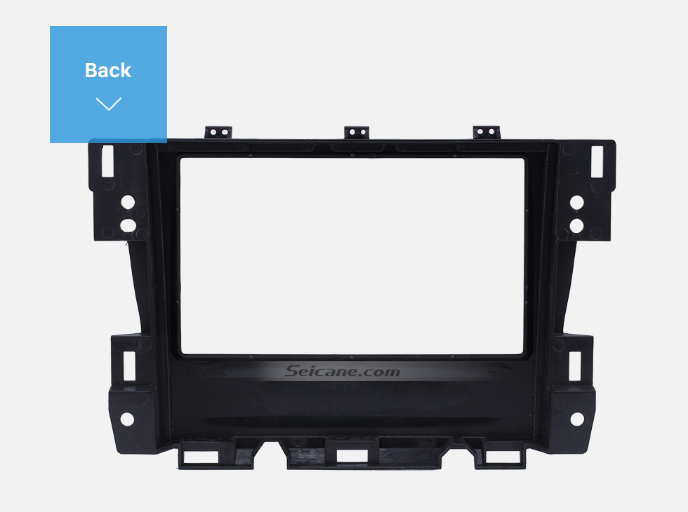 Seicane Superb Double Din 2008 Nissan Teana Car Radio Fascia Audio Fitting Frame Adaptor Stereo Dash CD Panel Kit