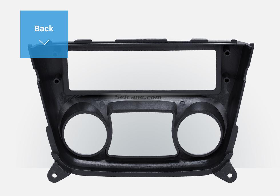 Seicane Wonderful 1Din 2001-2006 Nissan Almera Sentra Car Radio Fascia Stereo Dash CD Face Plate Panel Audio Frame