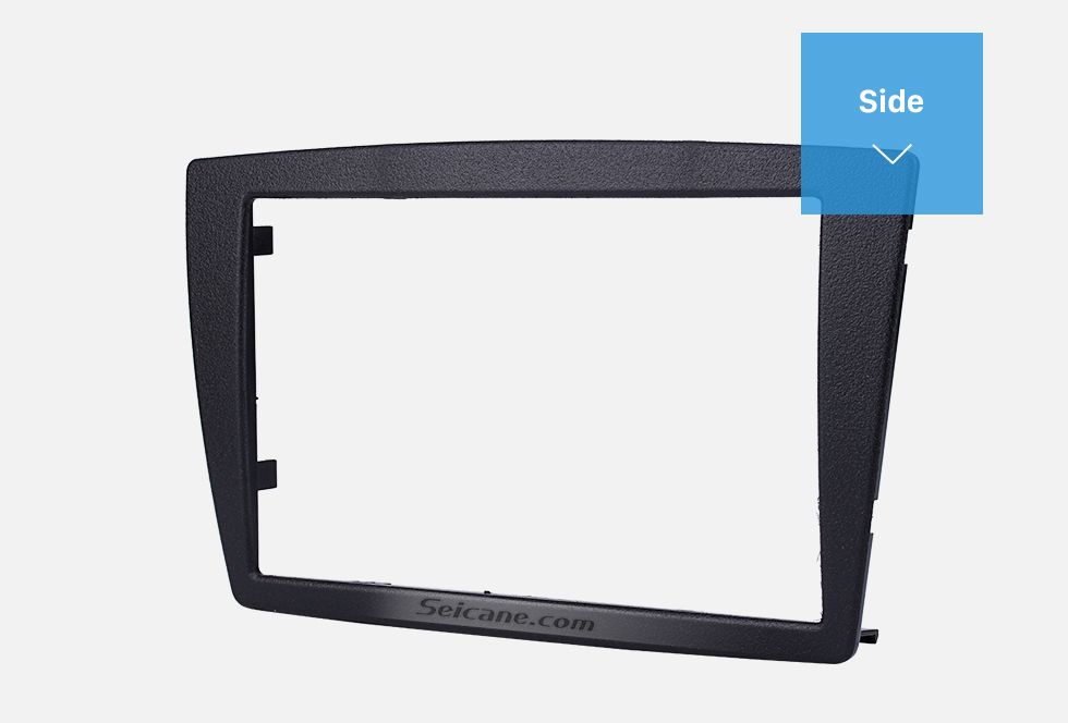 Seicane Top Quality DOUBLE DIN GM CHEVROLET LADA GRANTA Car Radio Fascia Refitting Vehicle-mounted Installation frame Bezel Trim Kit
