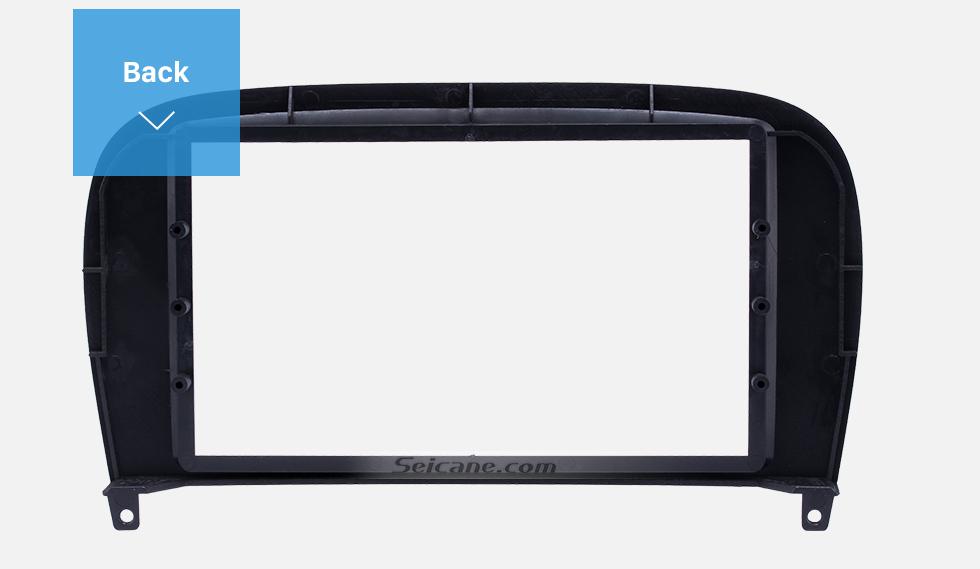 Seicane Delicate Double Din BENZ SL-CLASS (R230)/ G WAGON G500/ G55 Car Radio Fascia Stereo Dash Frame Panel Audio Fitting Adaptor