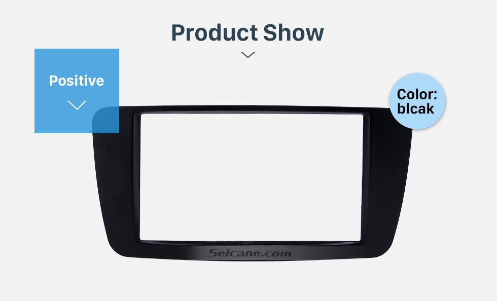 Product Show Stunning 2Din 2013 2014 2015 Mercedes BENZ B Class W246 A Class W176 Car Radio Fascia Surround Panel Install Frame Auto Trim