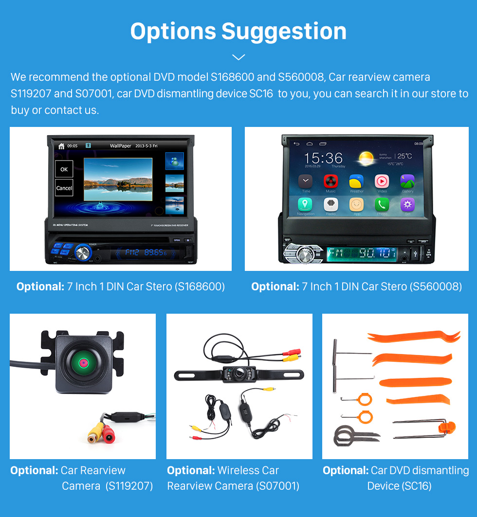 Options Suggestion Well-designed 1Din Car Radio Fascia for 2008+ Ford Ka Stereo Install In Dash Mount Kit Outter Frame 182*53mm