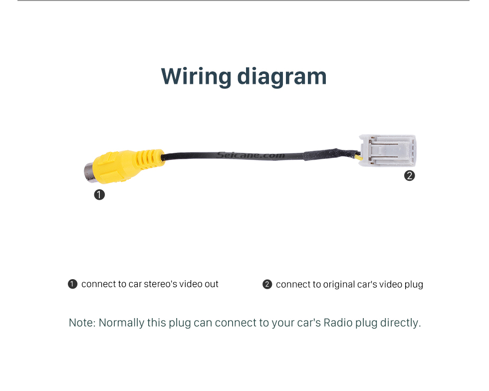 wiring diagram top video in-out interface audio video cable for toyota  fortuner