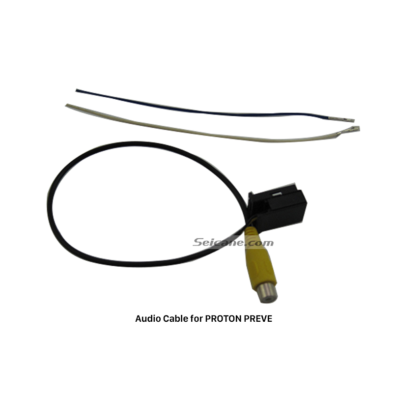 Seicane Car Audio Kabel Sound Kabelbaum Adapter für PROTON PREVE