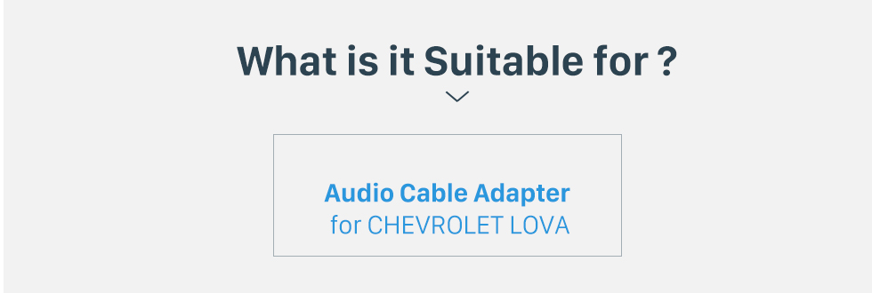 What is it Suitable for? Car Stereo Audio Cable Wiring Harness Plug Adapter for CHEVROLET LOVA