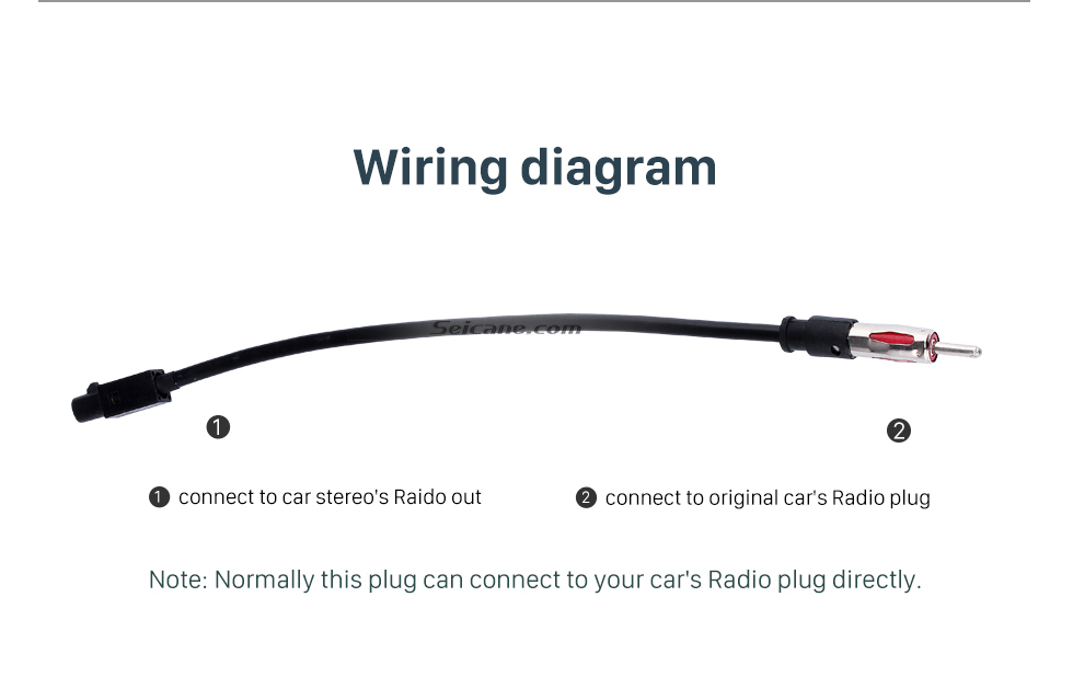 auto antenna wiring diagram repair manual Wiring Diagram for RV Antenna
