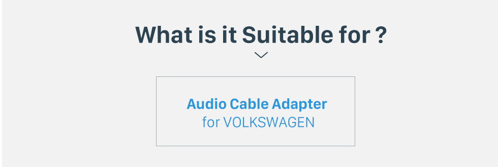 What is it Suitable for? Car Wiring Harness Plug Adapter Audio Sound Cable for VOLKSWAGEN POLO/Passat/Jetta/Bora/Santana/Golf/Touran/Octavia/Audi/Peugeot 307/Sharan/Zunchi/Buick FirstLand/Roewe