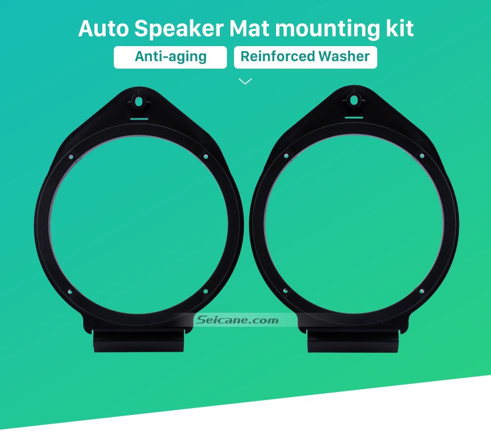 Auto Speaker Mat mounting kit Hollow Car Speaker Mat Plates Bracket for Buick/Opel