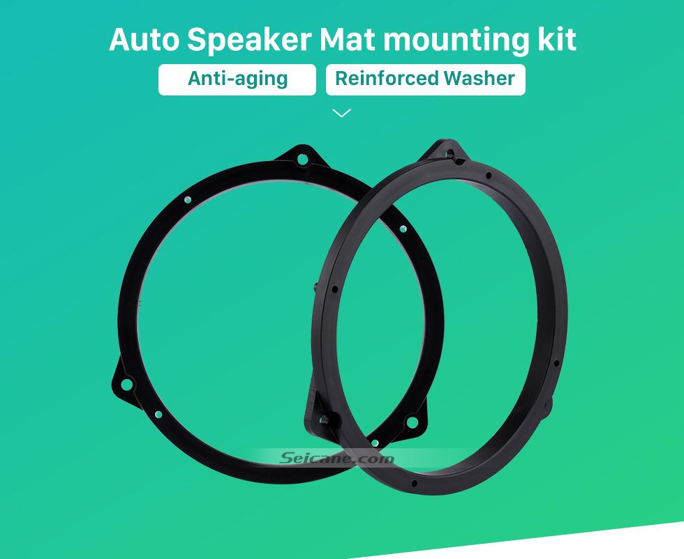 Auto Speaker Mat mounting kit Auto Car Ring Speaker Mat Plates Bracket for Hyundai/KIA