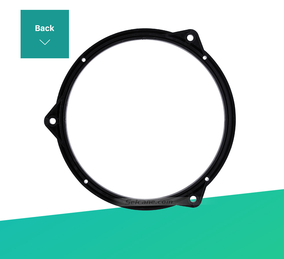 Back Auto Car Ring Speaker Mat Plates Bracket for Hyundai/KIA