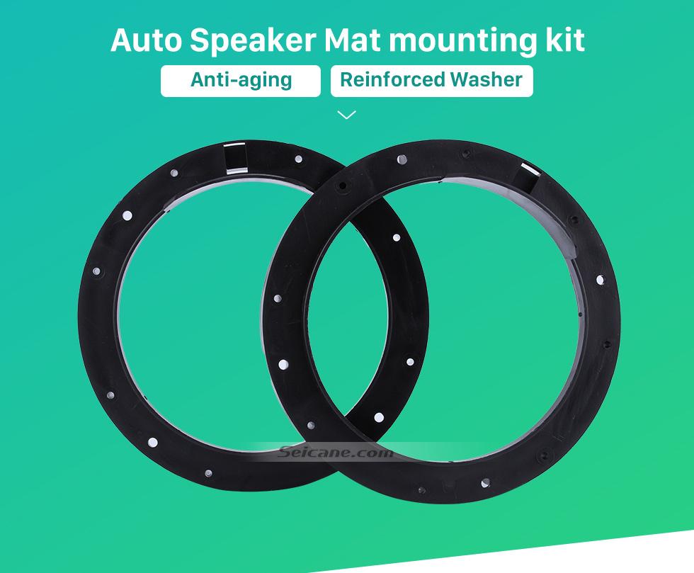 Auto Speaker Mat mounting kit Solid Car Plates Bracket Speaker Mat for Volkswagen Golf