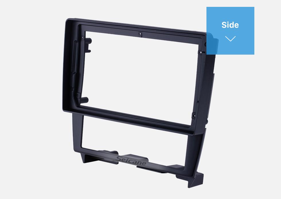 Seicane Double Din 9 inch For NISSAN CEFIRO Fascia Frame Dash Mount Kit Trim Panel