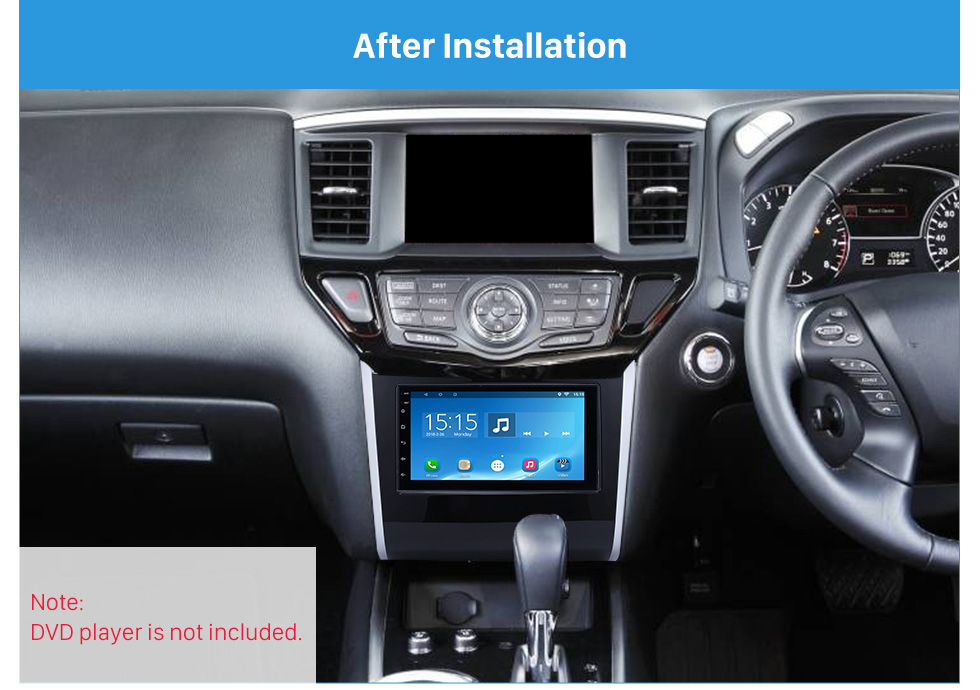 Aftermarket Backup Camera >> Double Din Car Radio Frame Plastic Fascia Dash Panel for ...