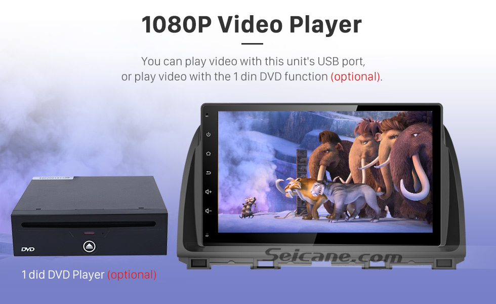 1080P Video Player 10.1 inch 2016 Peugeot 308 Android 6.0 Radio GPS Navigation system Support Canbus Bluetooth Music USB 1080P Video 3G WIFI OBD2 Mirror Link Rearview