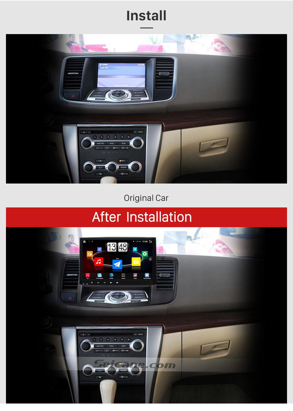 android 4 4 4 radio gps navigation system for 2009 2010. Black Bedroom Furniture Sets. Home Design Ideas