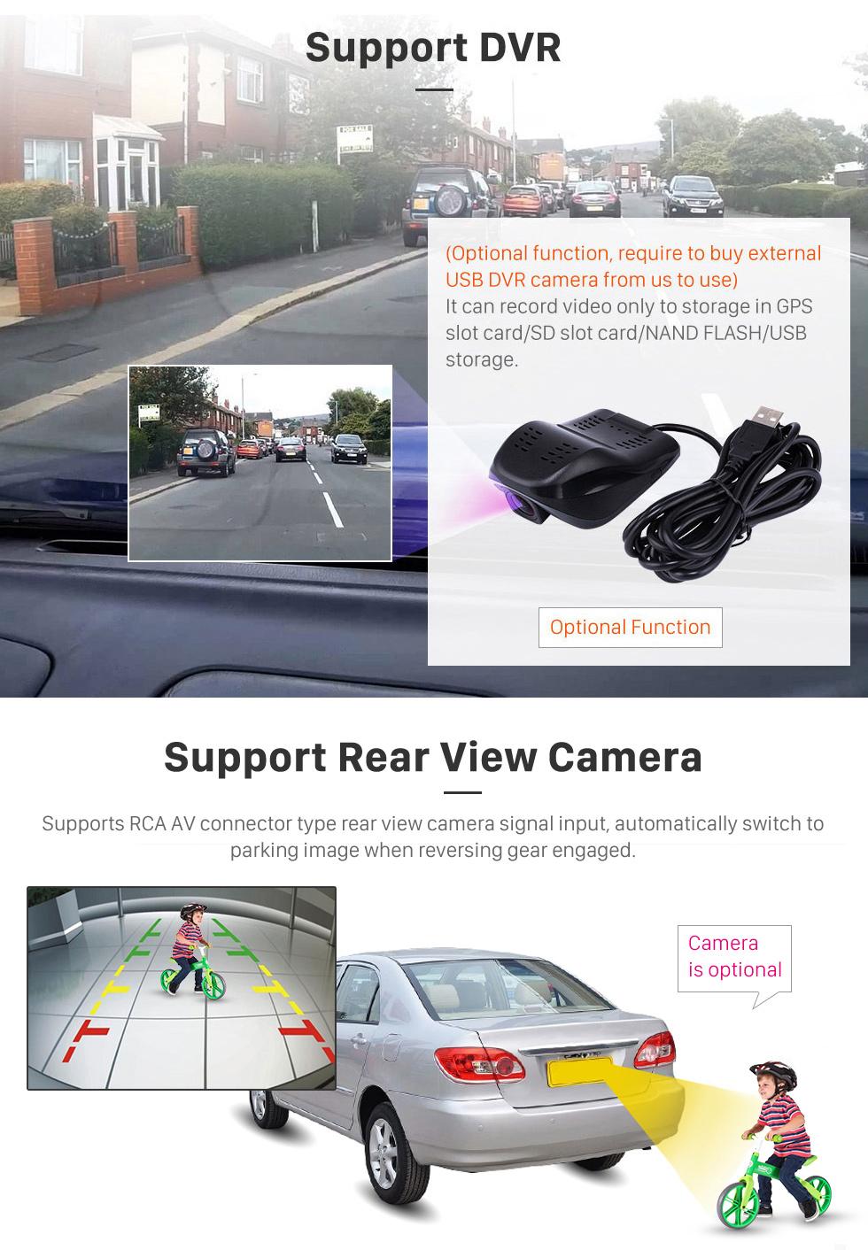 Seicane 10,25 polegadas para 2013 2014 2015 2016 2017 2018 LEXUS IS GPS Navegação Rádio Android 7.1 Com HD Touchscreen Suporte Bluetooth Carplay Câmera de Backup