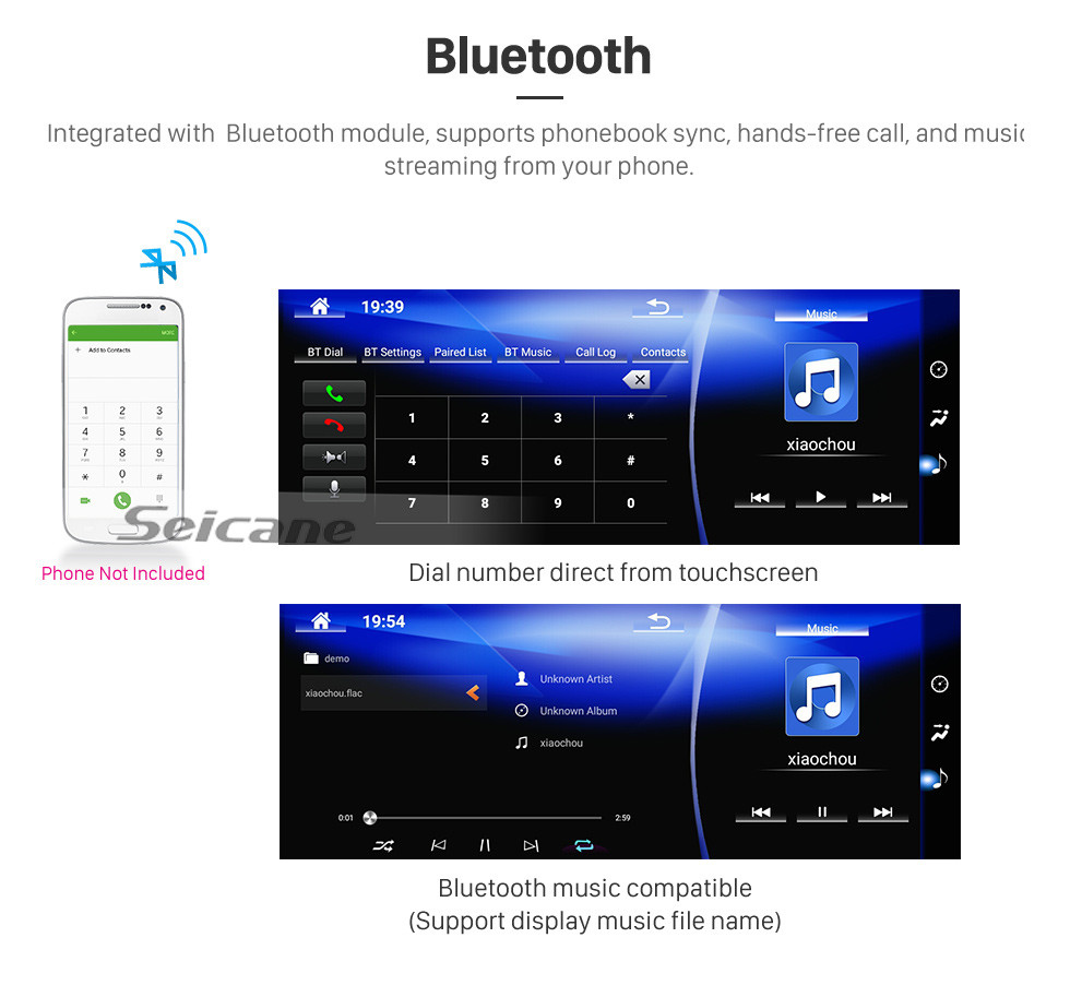 Seicane HD Touchscreen 10.25 inch for 2012 2013 2014 LEXUS RX RHD Radio Android 7.1 GPS Navigation System with Bluetooth support Carplay TPMS