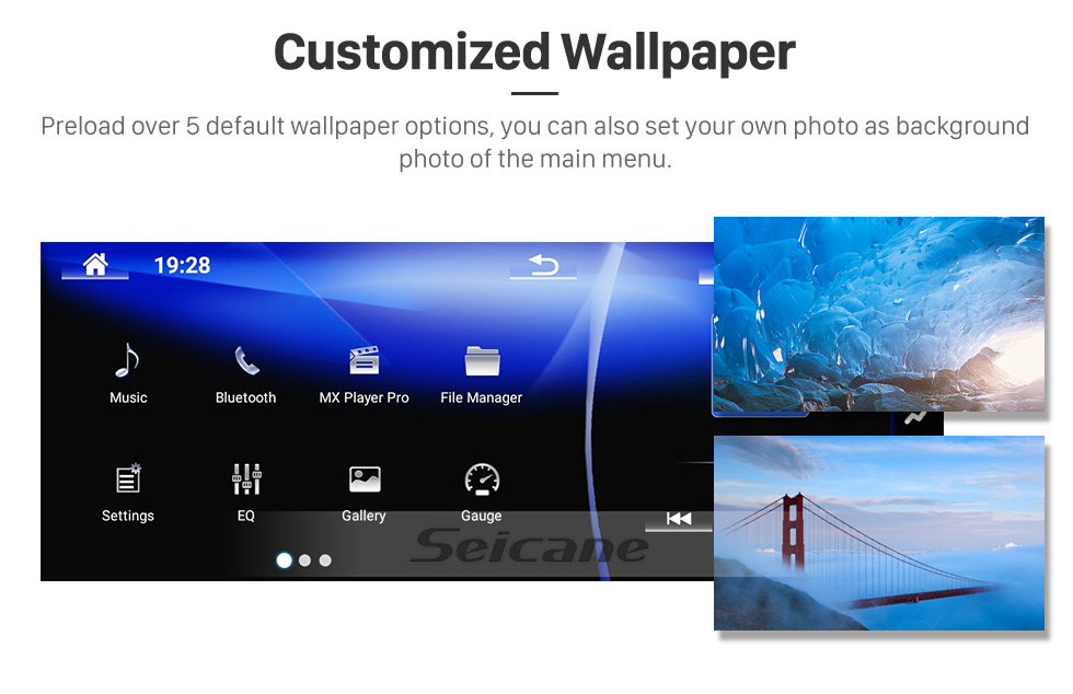 Seicane OEM 10.25 inch for 2011 2012 2013 2014 2015 2016 2017 2018 2019 Lexus CT200 RHD Low Version Radio Android 7.1 HD Touchscreen Bluetooth GPS Navigation System support Carplay DAB+
