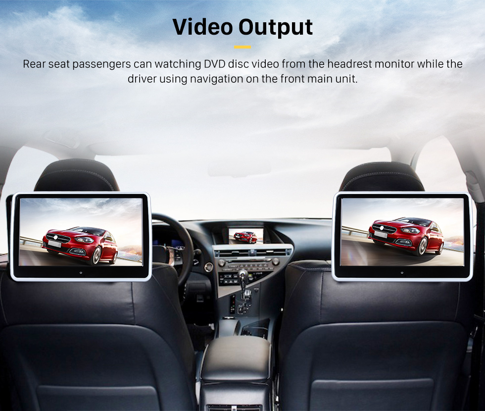 Vedio Output 7 inch Auto Retractable Touchscreen 1 Din Universal Radio GPS Navigation system Support DVD Player MP5 USB SD Bluetooth