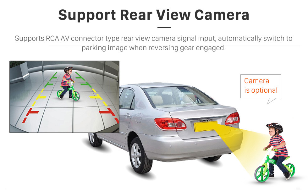 Seicane Android 9.0 In dash Radio 8 Inch HD Touchscreen For 2010-2017 Lada Vesta GPS Navigation Bluetooth Music USB Audio system Support Backup Camera Digital TV DVR Steering Wheel Control