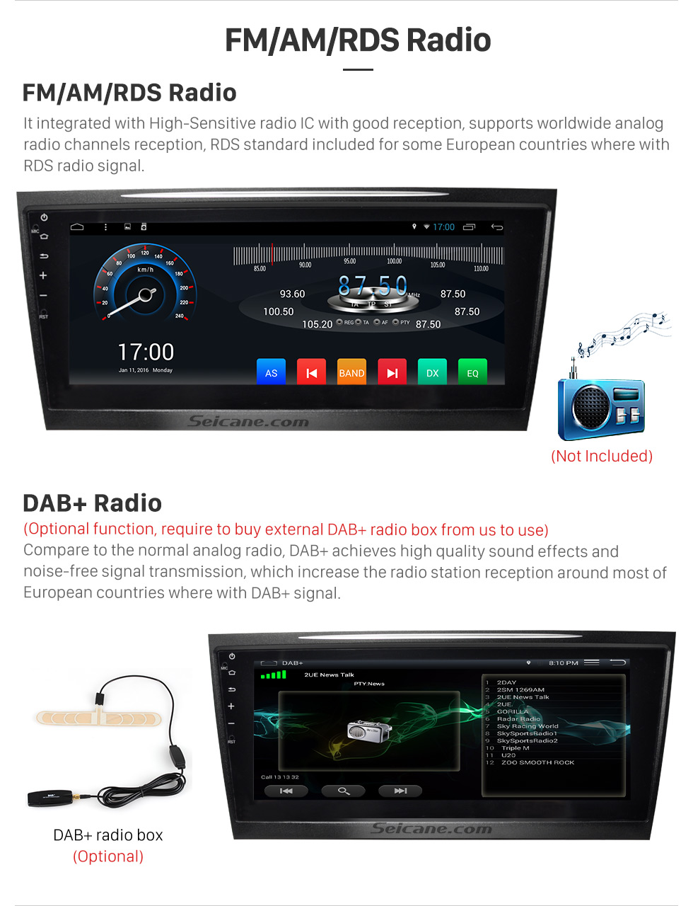 5 Point Touch Screen  10.3 Inch HD 1024*600 Android 6.0 2017 Subaru Legacy OUTBACK Radio Bluetooth GPS Navigation Car Stereo with 1080P Video Radio Receiver Mirror Link TPMS 3G Wifi Steering Wheel Control
