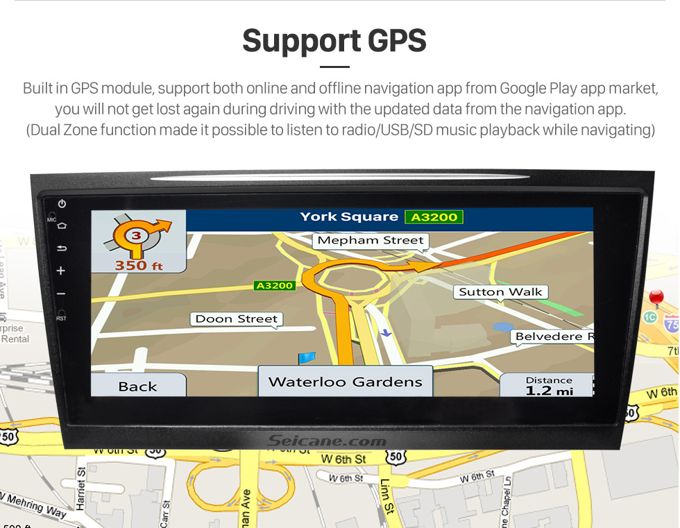 Android 6.0 Operation System 10.3 Inch HD 1024*600 Android 6.0 2017 Subaru Legacy OUTBACK Radio Bluetooth GPS Navigation Car Stereo with 1080P Video Radio Receiver Mirror Link TPMS 3G Wifi Steering Wheel Control