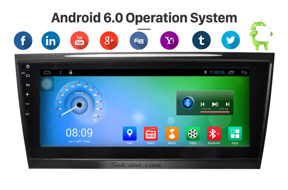 Install 10.3 Inch HD 1024*600 Android 6.0 2017 Subaru Legacy OUTBACK Radio Bluetooth GPS Navigation Car Stereo with 1080P Video Radio Receiver Mirror Link TPMS 3G Wifi Steering Wheel Control