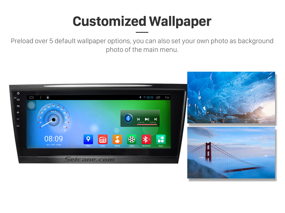 Support Rear View Camera 10.3 Inch HD 1024*600 Android 6.0 2017 Subaru Legacy OUTBACK Radio Bluetooth GPS Navigation Car Stereo with 1080P Video Radio Receiver Mirror Link TPMS 3G Wifi Steering Wheel Control
