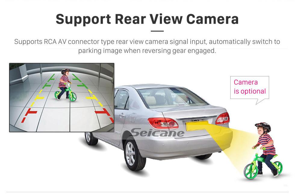 Seicane HD сенсорный экран 9 дюймов для Honda Elysion Radio Android 10.0 GPS 10.0 GPS навигационная система с поддержкой Bluetooth Carplay