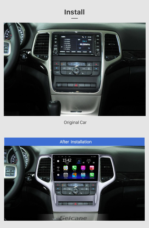 2008 2009 2010 2011 2012 Jeep Grand Cherokee 9 inch ...