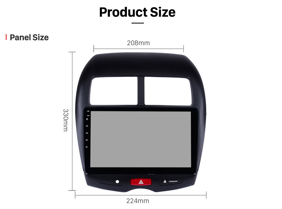 Seicane 10,1 polegadas Android 8.1 touchscreen completa 2012 Radio CITROEN C4 GPS Bluetooth OBD2 3G WIFI Controle do volante câmera de backup Espelho Fazer a ligação