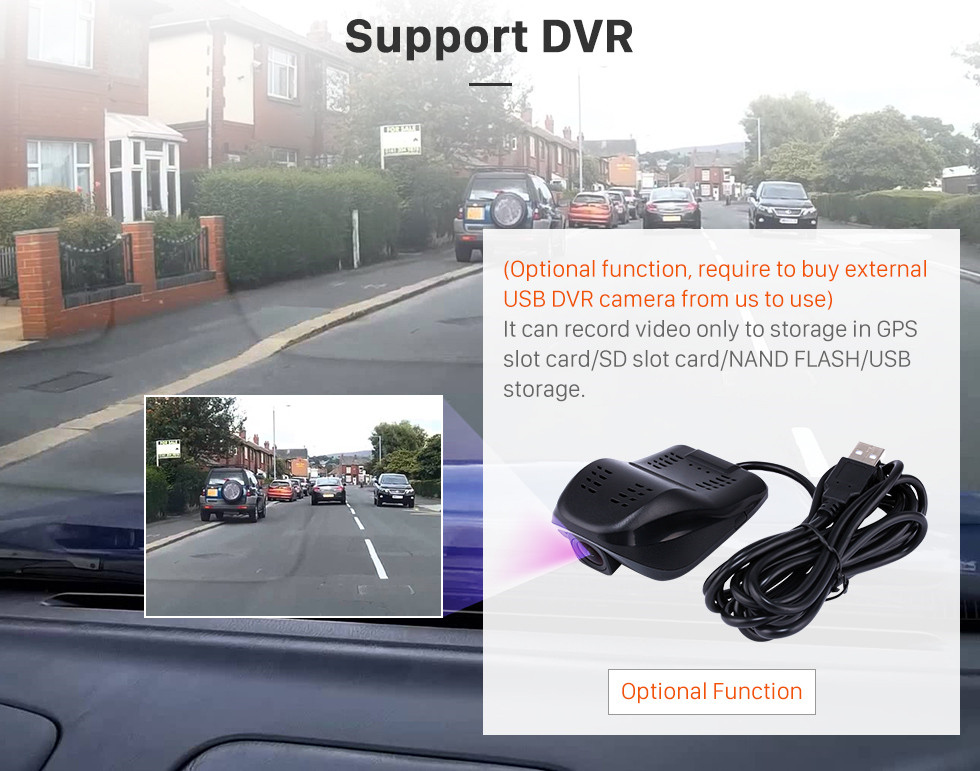 Seicane Android 8.1 Universal Toyota Hyundai Kia Nissan Volkswagen Radio Suzuki Honda GPS 1080P Video Bluetooth USB WIFI Unterstützung Rearview Camera Mirror Link Lenkradsteuerung