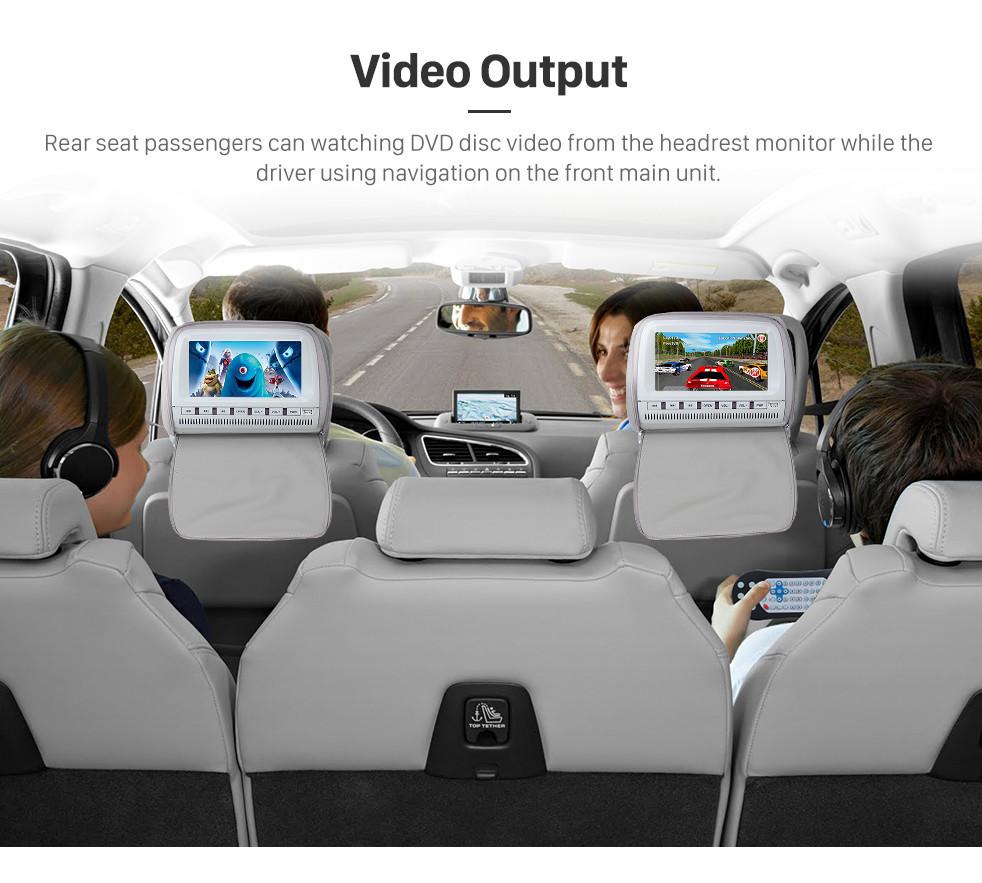 Seicane 10,25 polegadas Android 9.0 para BMW X1 E84 (2009-2015) CIC Rádio Sistema de Navegação GPS Com HD Touchscreen Suporte Bluetooth Carplay DVR