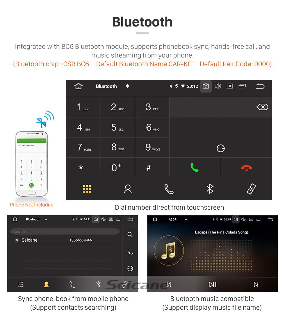 Seicane 9 дюймов 2013 2014 Peugeot 301 Citroen Elysee Citroen C-Elysee Android 9.0 Радио GPS HD 1024 * 600 Сенсорный экран 4G WIFI Рулевое колесо OBD2 RDS Управление Зеркало Ссылка Bluetooth