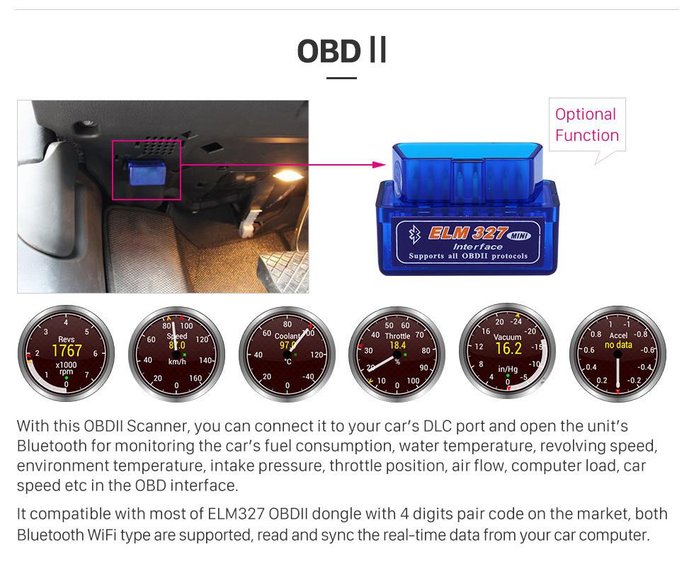 Seicane 9 polegadas HD Touchscreen Android 10.0 Sistema de navegação por rádio para 2008-2012 Nissan Teana ALTIMA Manual A / C Reprodutor multimídia com WIFI FM USB Suporte de música Bluetooth TV digital SWC TPMS