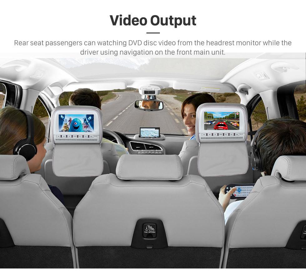 Seicane Android 10.0 10.1 polegada HD 1024 * 600 Tela de Toque Rádio Do Carro Para 2015 2016 2017 SKODA Octavia (UV) Navegação GPS Bluetooth WI-FI USB Link Espelho Suporte DVR OBD2 Controle de Volante Da Câmera de Backup