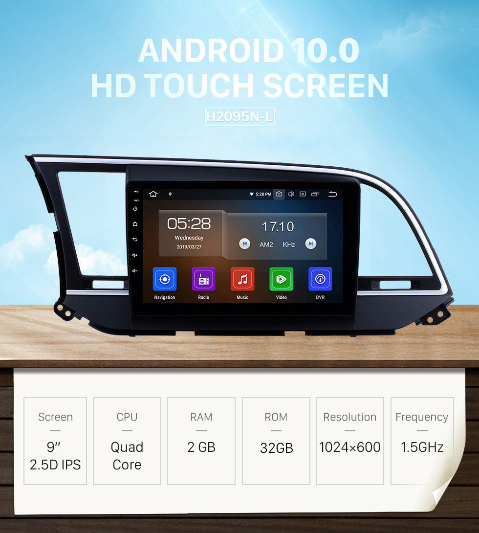 Seicane 10.1 Inch HD Touchscreen GPS Navigation System android 10.0 Radio for 2017 2018 Kia Rio K2 Bluetooth Music Support OBD2 4G WIFI Steering Wheel Control Rearview Camera