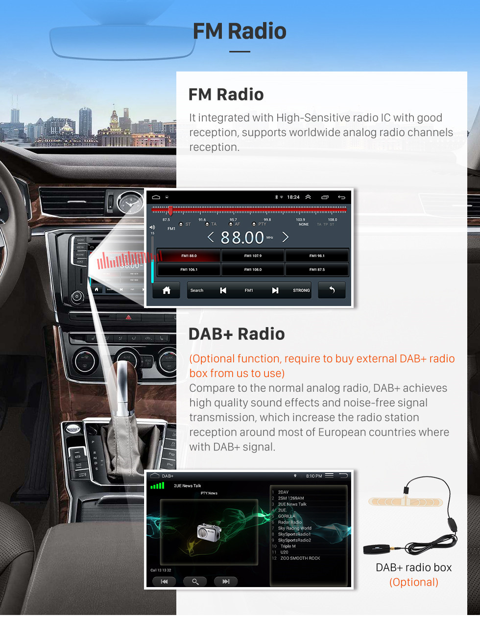 Seicane Android 10.0 9 inch for 2005-2012 BMW 3 Series E90 E91 E92 E93 316i 318i 320i 320si 323i 325i 328i 330i 335i 335is M3 316d 318d 320d 325d 330d 335d GPS Navigation System Radio with HD Touchscreen Bluetooth WIFI Carplay support 1080P