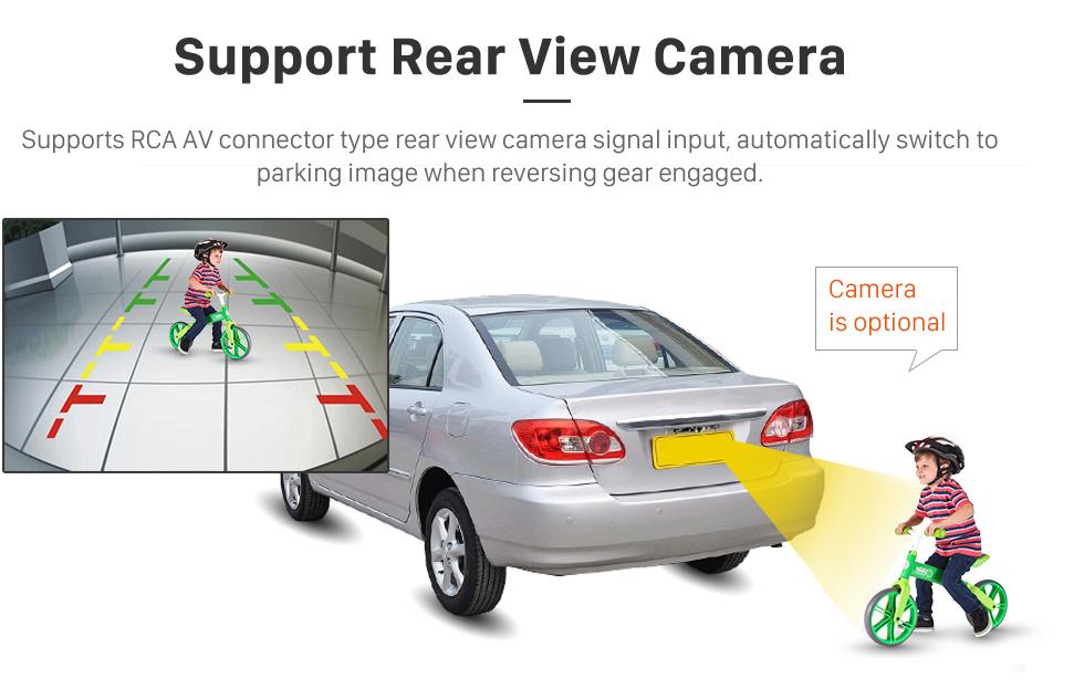 Seicane 7-дюймовый Android 10.0 GPS-навигация Радио для 1998-2006 BMW 3 серии E46 M3 с сенсорным экраном HD Carplay Bluetooth Музыка Поддержка USB Mirror Link Резервная камера