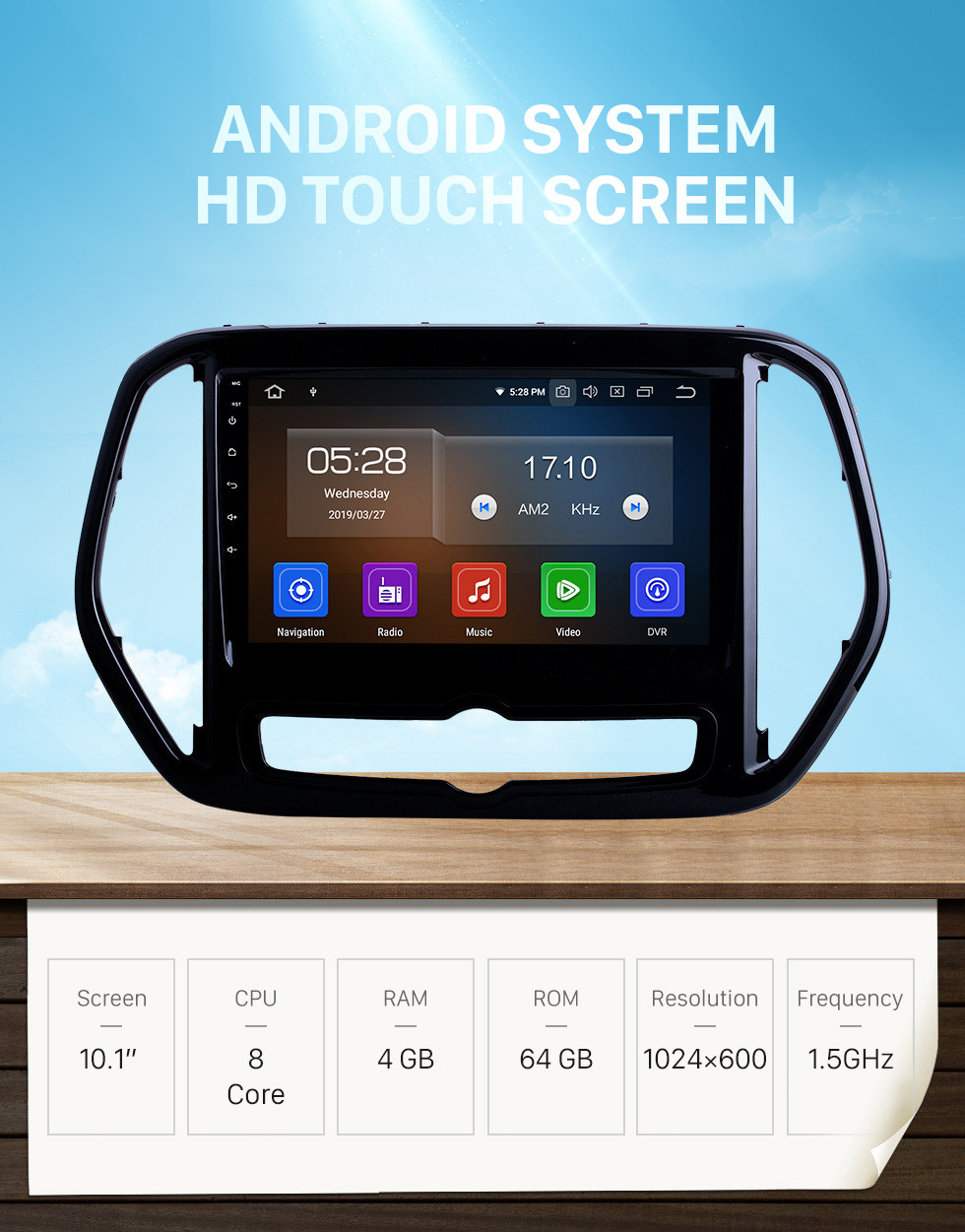 Seicane HD Touchscreen for 2019 2020 Chery Jetour X70 Radio Android 10.0 10.1 inch GPS Navigation System Bluetooth Carplay support TPMS 1080P Video DSP