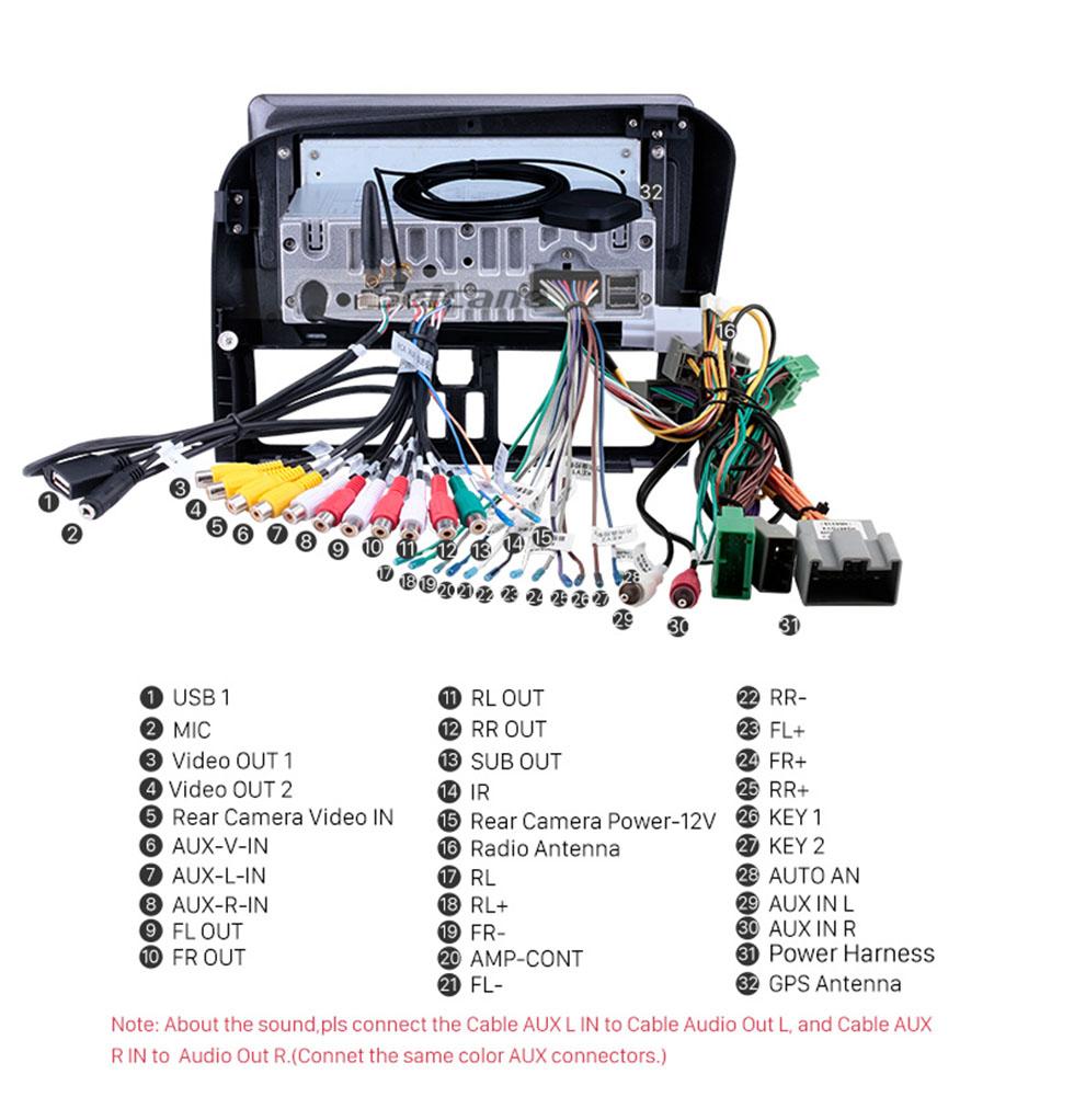 Seicane Для 2008 2009 2010-2016 Volvo XC60 Radio 9-дюймовый сенсорный экран Android 10.0 HD Bluetooth с GPS-навигацией Поддержка Carplay SWC